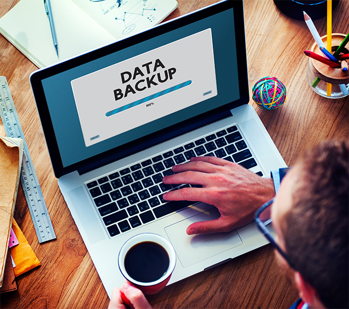 Backup your website daily