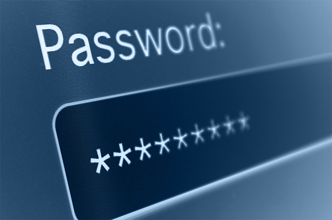 Use a super secure password