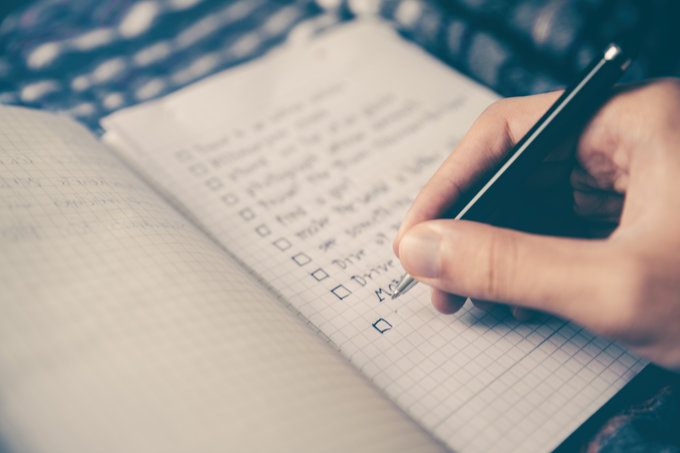 checklist for a great website