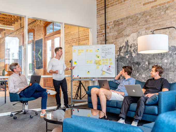 meetings with multiple attendees
