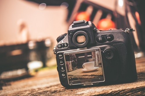 why professional photography converts website users
